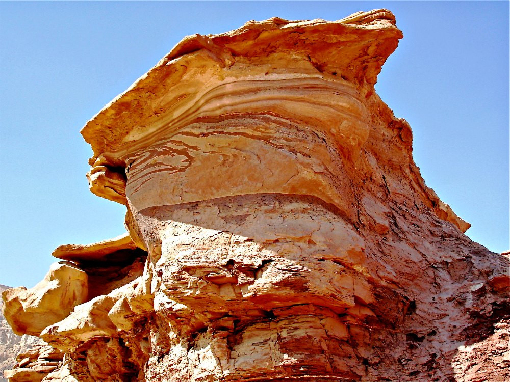 Stone Formations Timna Park