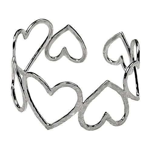 Anne Kaas Queen of Hearts bracelet