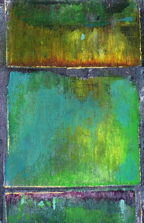 Small Framed Oil