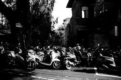 Motorbikes Ubud
