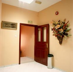 Rahab Hotel Entrance