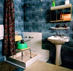 My GreatGrandmother's Bathroom