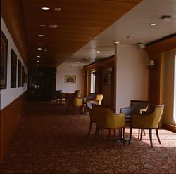 Café Lounge Area