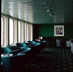 Art Deco Chartroom