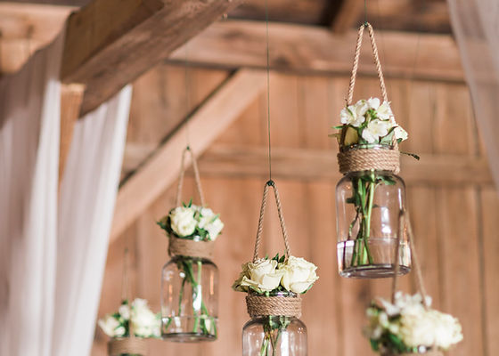 Flowers at Hayloft on the Arch