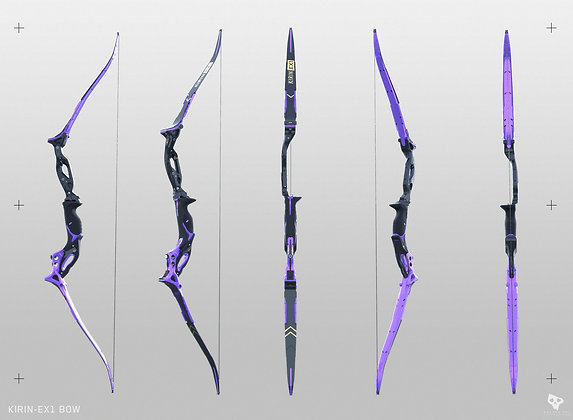 Kirin EX1 Bow
