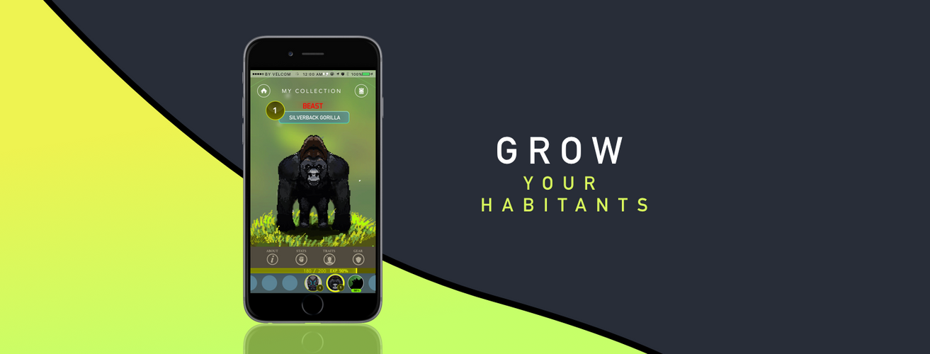 Grow Your Habitants