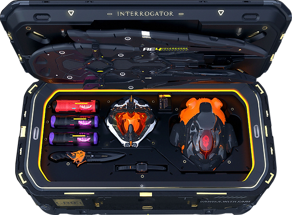 Interrogator Crates for Two