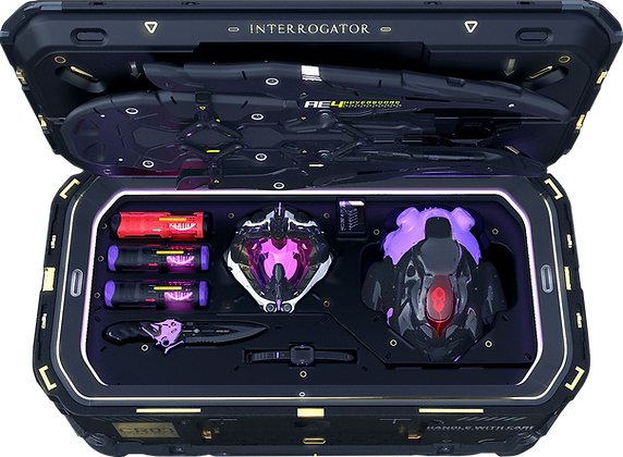 Twilight Caverns Interrogator Crate