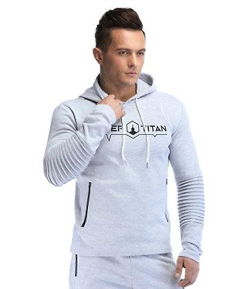 Alter Titan Hoody (Light Grey)
