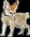 Fennec Fox -myahara.png