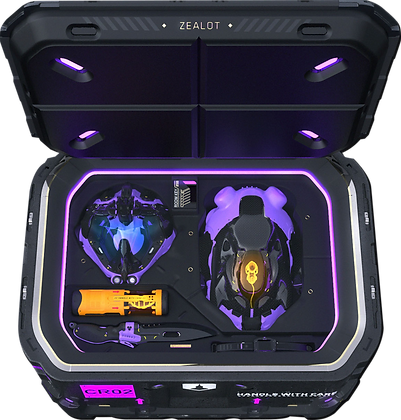 Twilight Caverns Zealot Crate