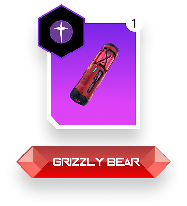Grizzly Bear DNA Sample
