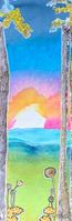 Arbuckle Buffalo Sunset 2