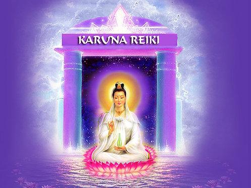 Karuna Reiki Home Studies level II