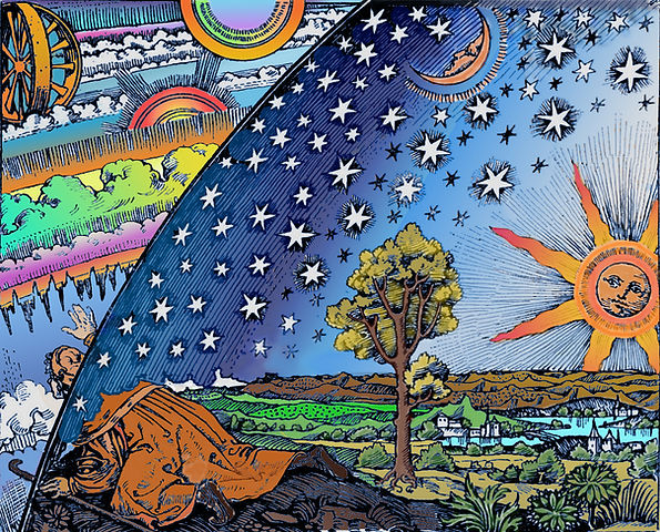 Looking Past The Firmament