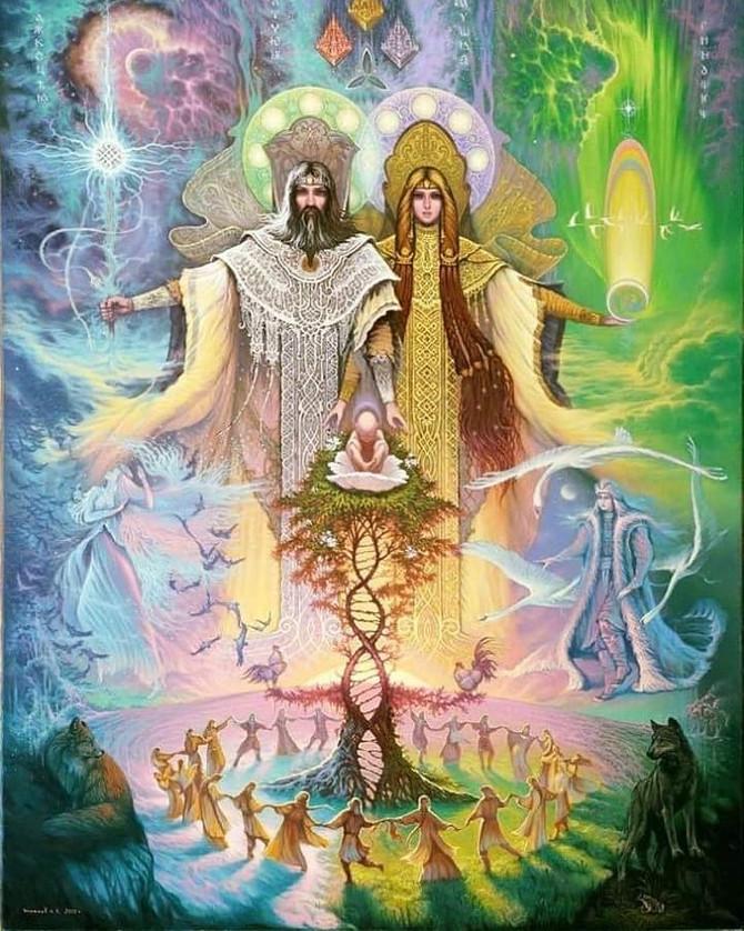 Sacred Union & Divine Partnership