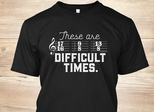 """""""These are difficult times.""""                    """"No, they are not..."""""""