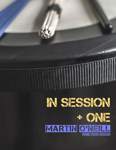 In Session + One Front Cover.jpg