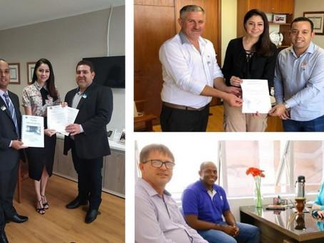 Saúde da Região Centro-Sul recebe mais de R$ 300 mil com emendas indicadas por Liziane Bayer