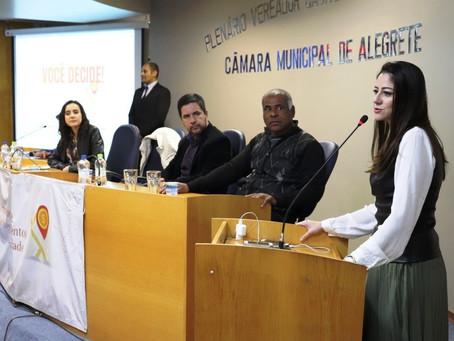 Santa Casa de Alegrete recebe R$ 100 mil de emenda indicada por Liziane Bayer
