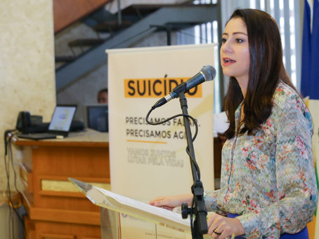 Esgotadas as inscrições para o Seminário de  Prevenção ao Suicídio