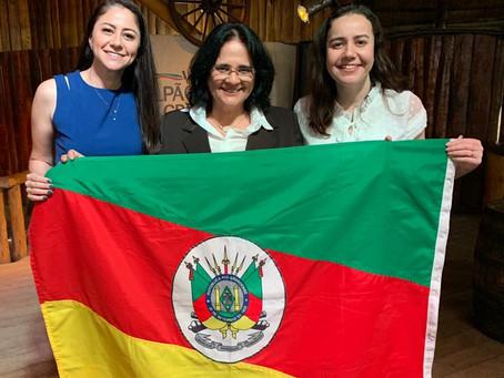 Deputadas participam de agenda com a ministra Damares Alves