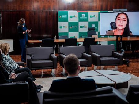 Liziane Bayer participa do ato de instalação da Frente Parlamentar de Estímulo à Doação de Órgãos