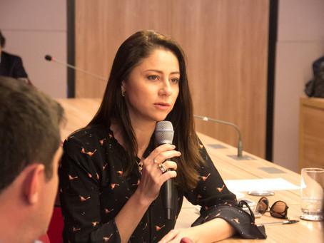 Liziane protocola nove projetos de lei na Câmara