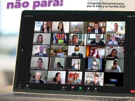 Deputadas Liziane e Franciane Bayer participam do Congresso Ibero-americano pela Vida e pela Família
