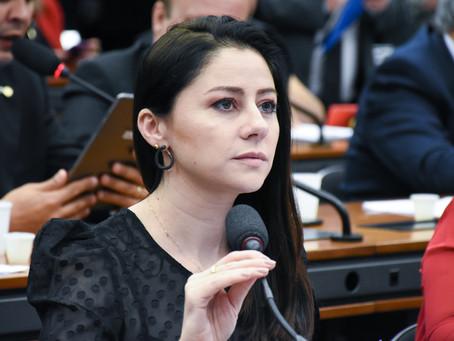 """""""Valores, princípios e a Constituição não podem ser relativizados"""", diz deputada Liziane Bayer"""