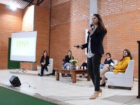 Prevenção ao suicídio é tema de diálogo com alunos e professores em Santa Cruz do Sul