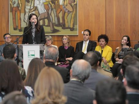 Liziane é secretária-geral da Frente Parlamentar de Combate ao Suicídio e Automutilação