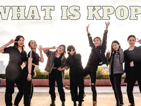 What is KPOP?