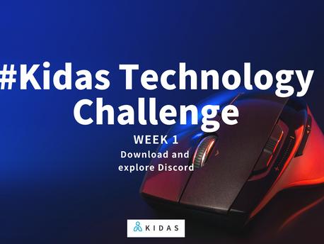 Join the Kidas Technology Challenge