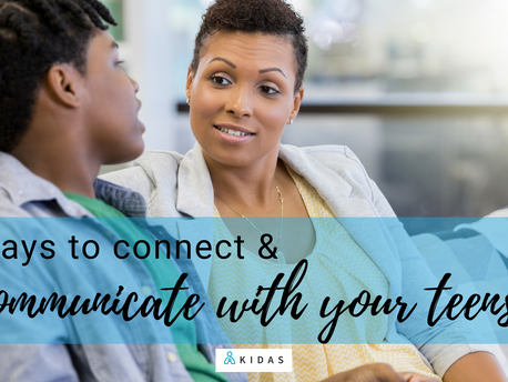 Ways to Connect and Communicate with Your Teen
