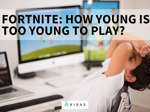 Fortnite: How Young is too Young to Play?