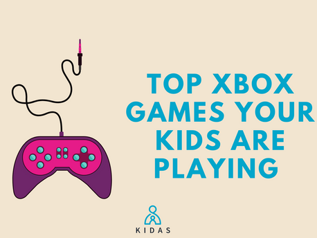 Top Xbox Games Your Kids are Playing