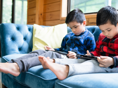Keeping Kids Safe Online: How much screentime is too much?