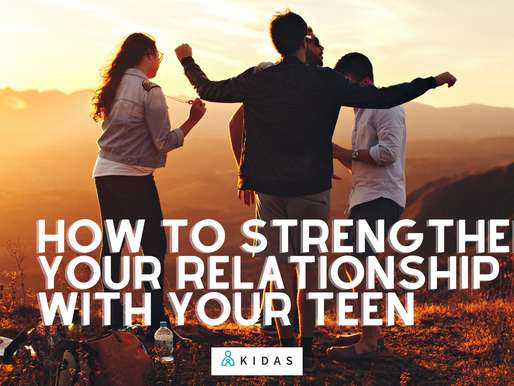 How to Strengthen Your Relationship with Your Teen