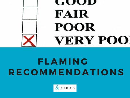 Flaming (Trash Talking) Recommendations - 2nd Notification