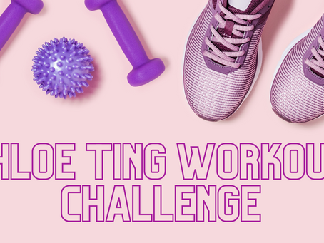 Chloe Ting Workout Challenge