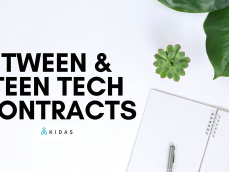 Tween & Teen Tech Contracts