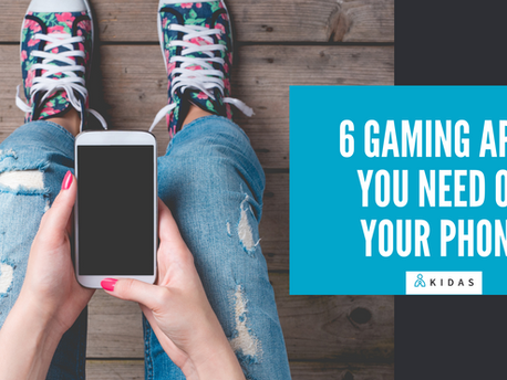 6 Gaming Apps You Need on Your Phone