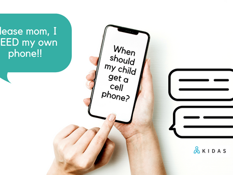 When Should My Child Get A Cell Phone?