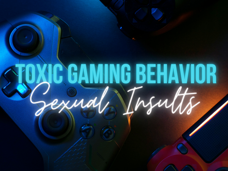 Toxic Gaming Behavior: Sexual insults
