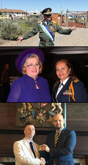 micronations, molossia, grand duke travis, ruritania