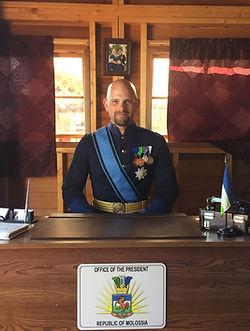 Grand Duke Travis of Westarctica