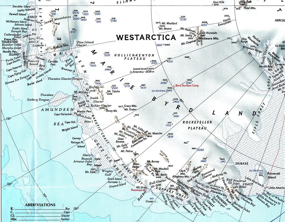 Westarctica