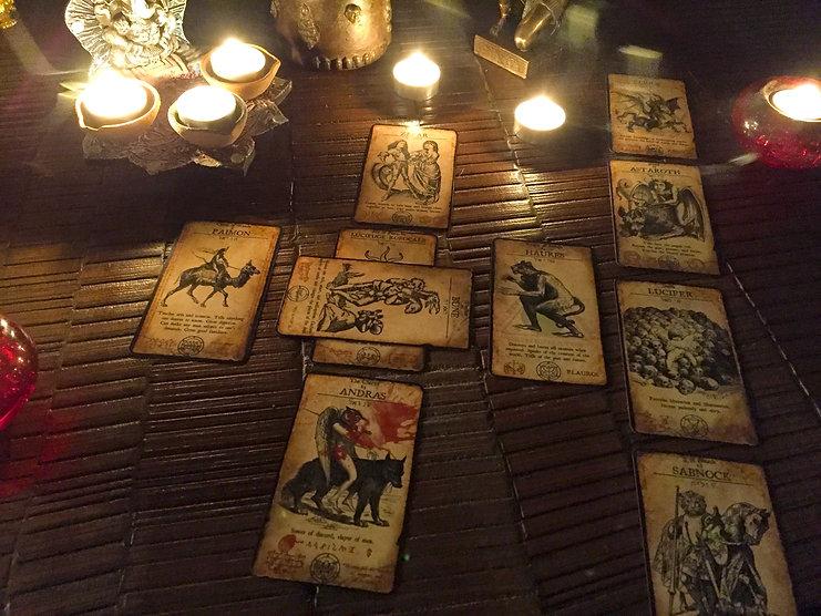 Tarot Cards Celtic Cross